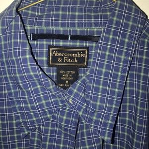 Abercrombie & Fitch Tops - Abercrombie & Fitch Plaid shirt